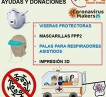 CARTEL DONACIONES